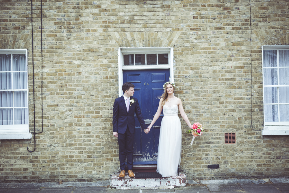 wedding portraits in carolina Gardens Peckham