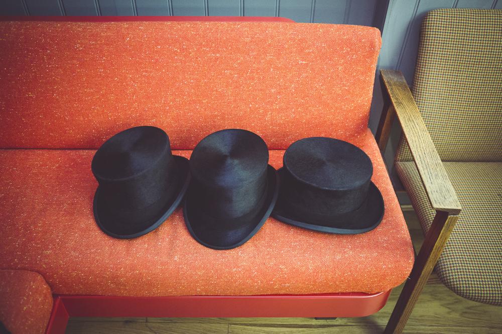 Groom's Top Hat