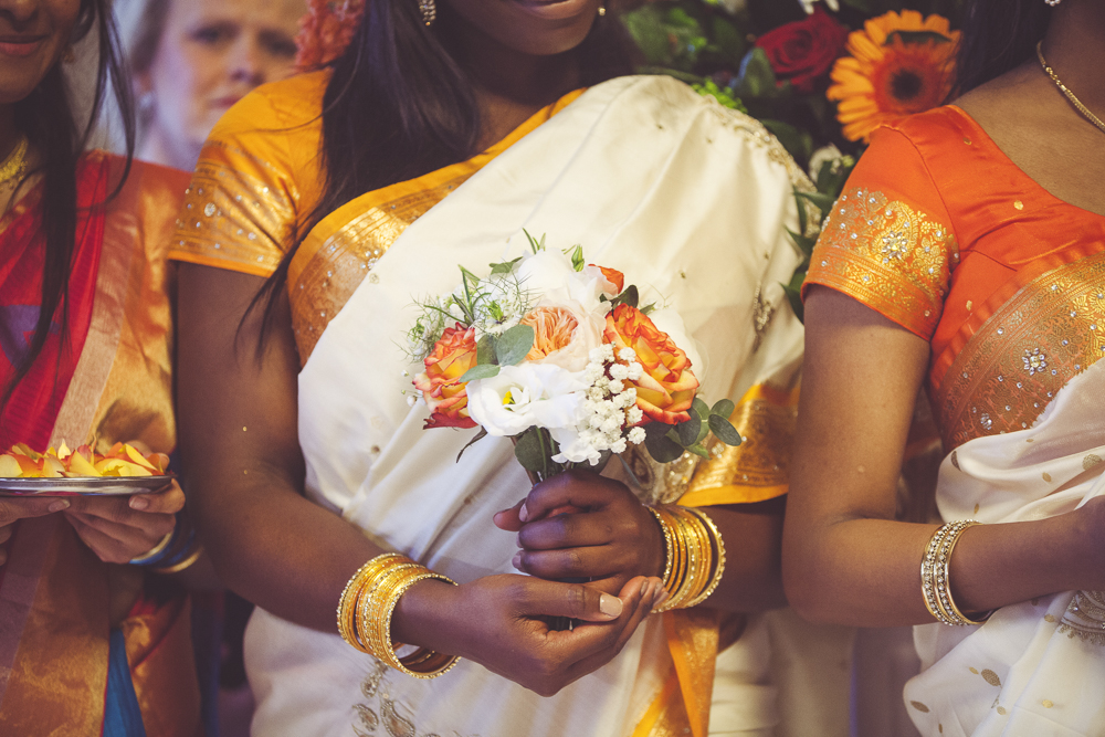 wedding bouquet Hackney