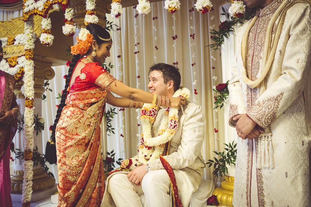 East london Tamil wedding ceremony