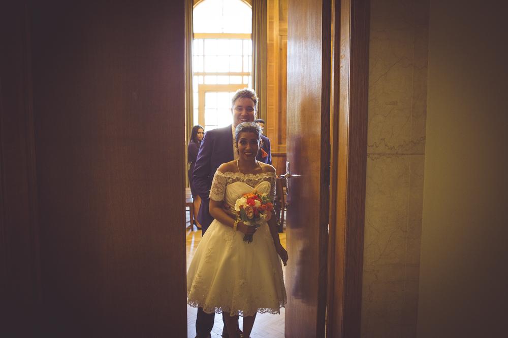 Wedding chamber Hackney Town Hall
