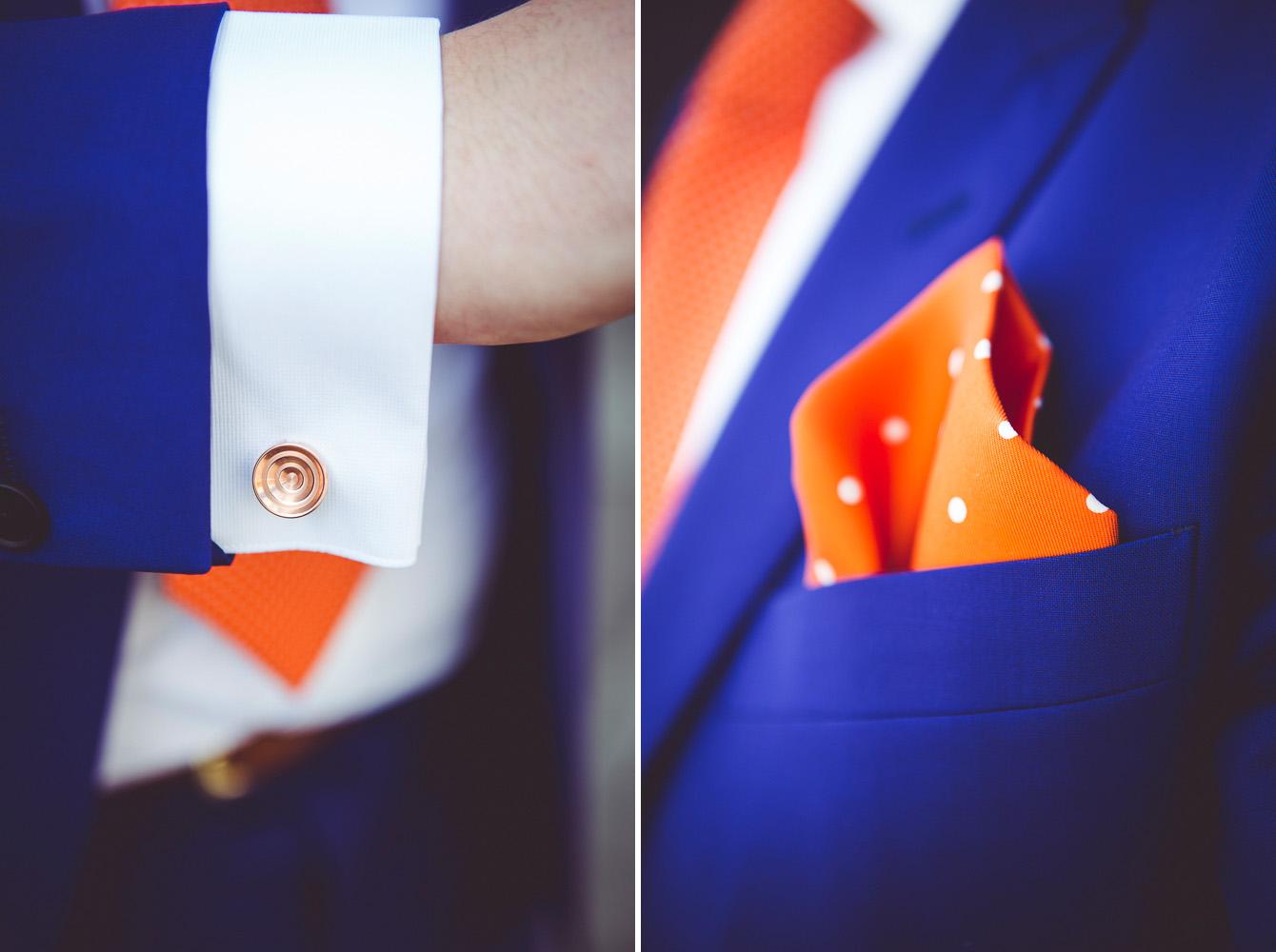 Groom's suit