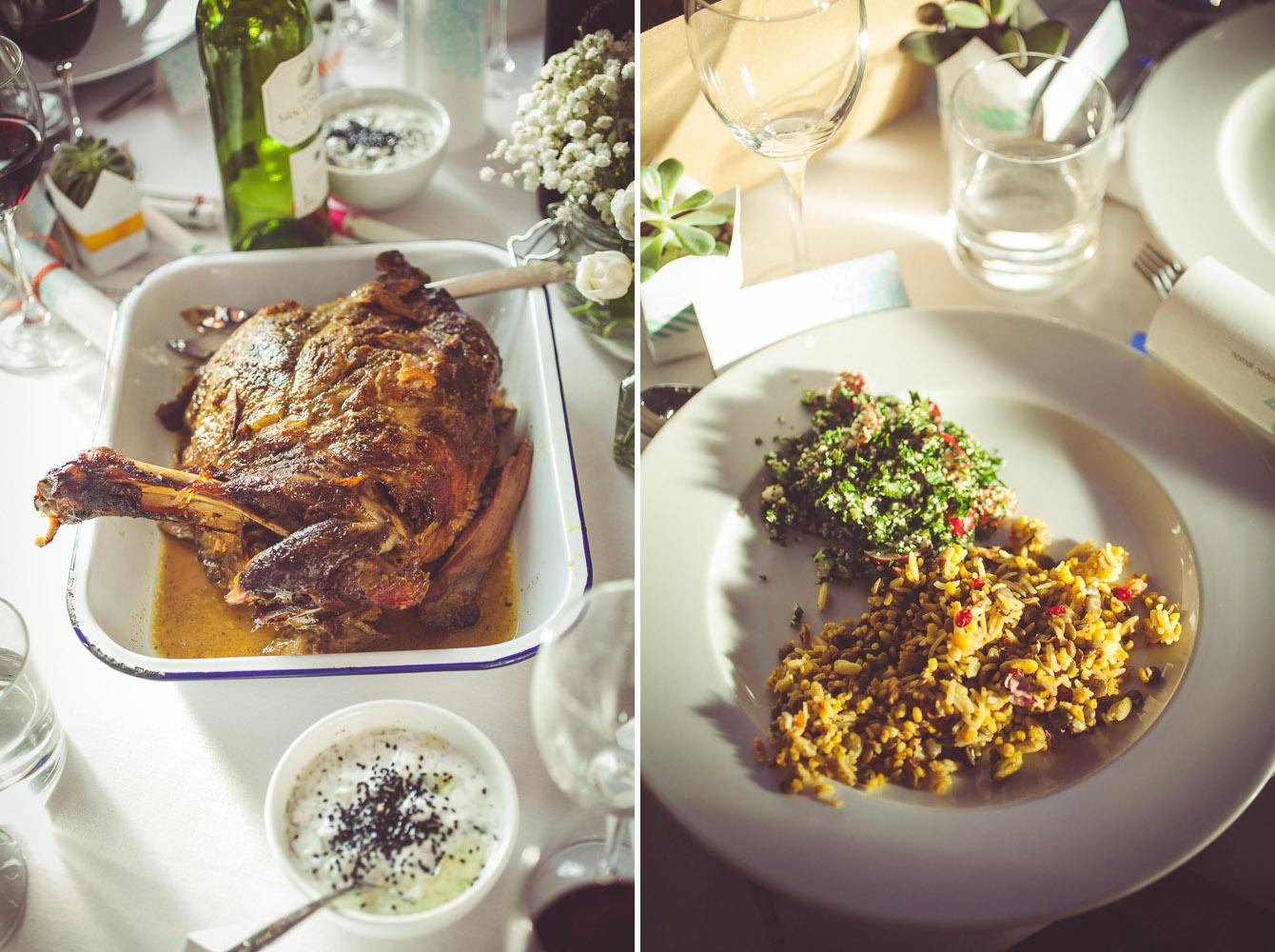 Sri Lankan wedding cuisine