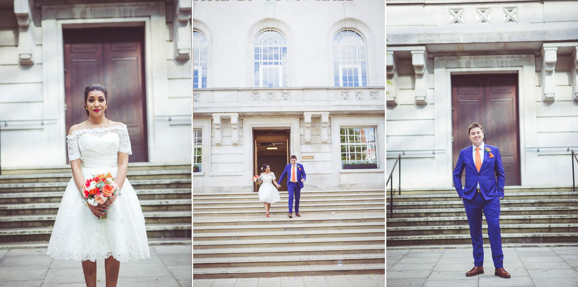 Wedding Portraits Hackney