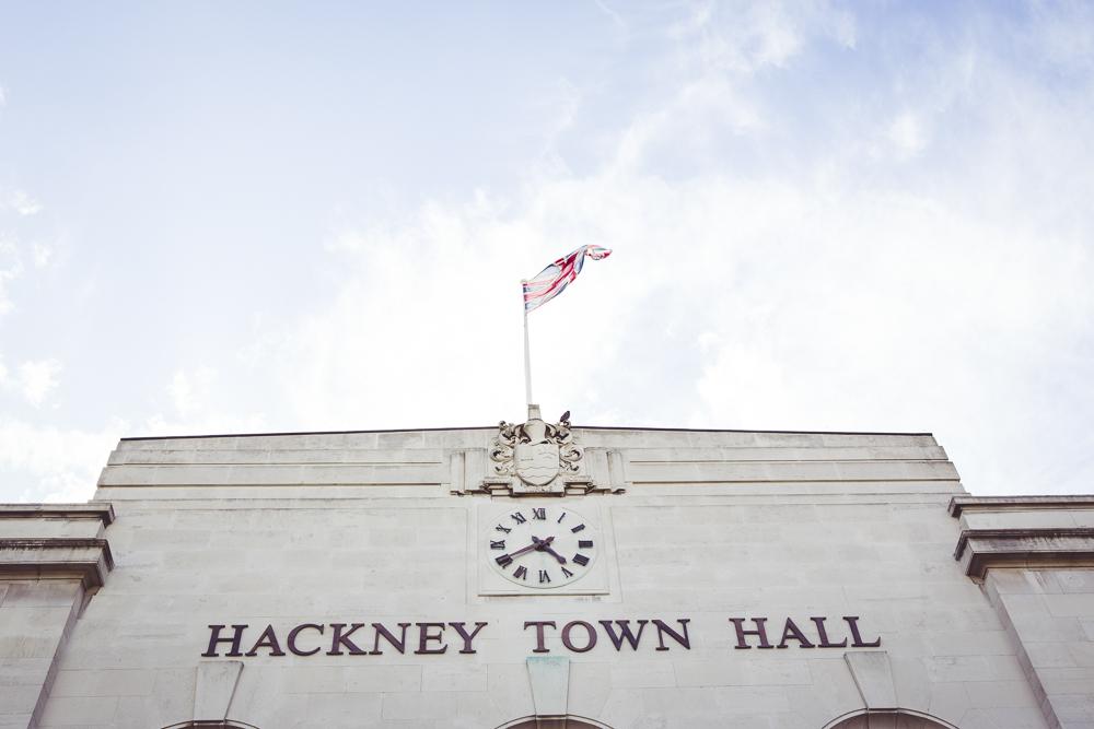 Wedding Venue hackney Town Hall