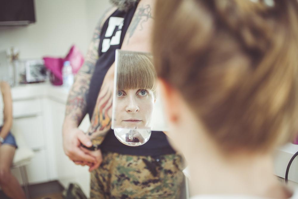 checking make up