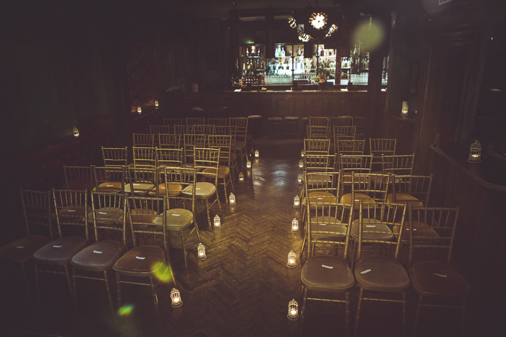 Ceremony Room Paradise by Way of Kensal Green