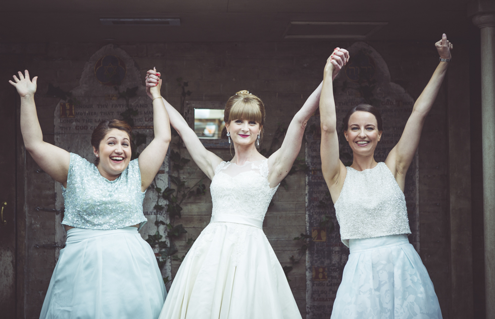 Bridesmaids and Nicole