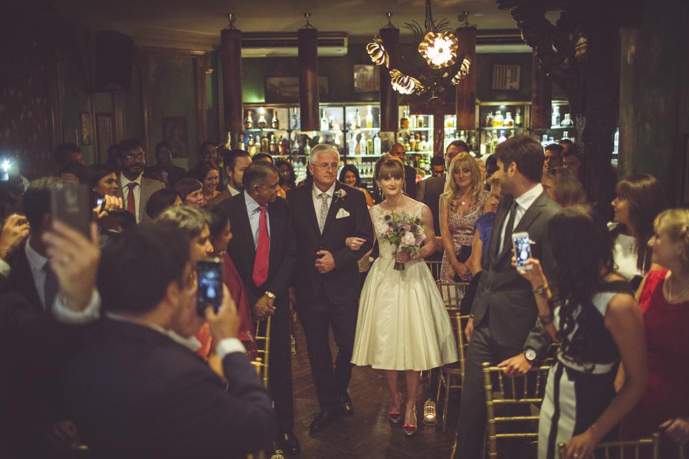 Wedding Ceremony at The Paradise