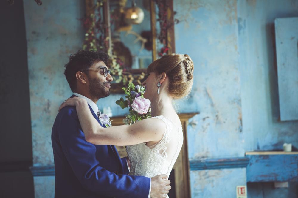 Kensal Green Wedding