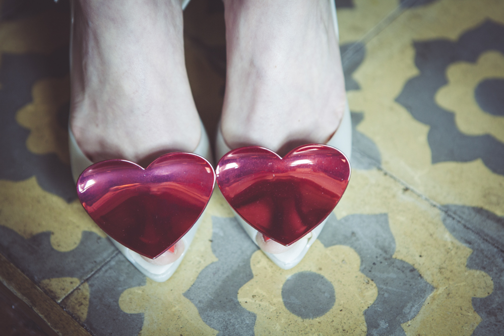 Hearts and shoes