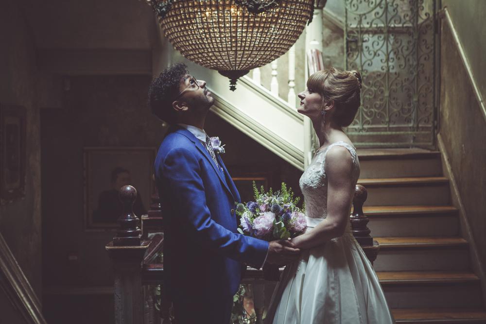 Alternative wedding at Paradise by Way of Kensal Green