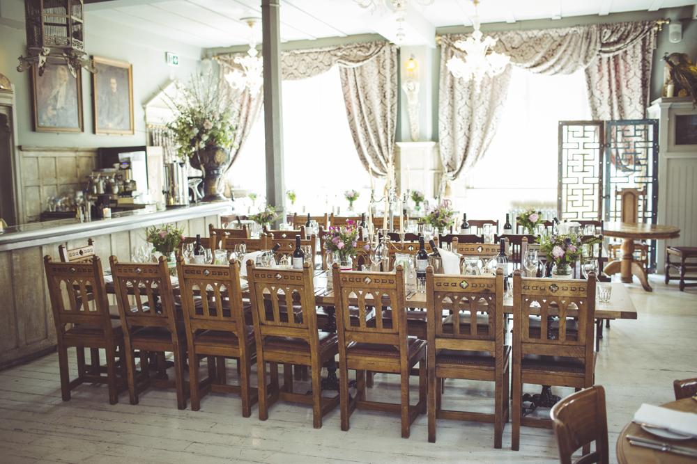 Wedding reception at The Paradise