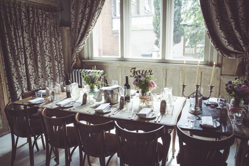 Wewdding reception decoration
