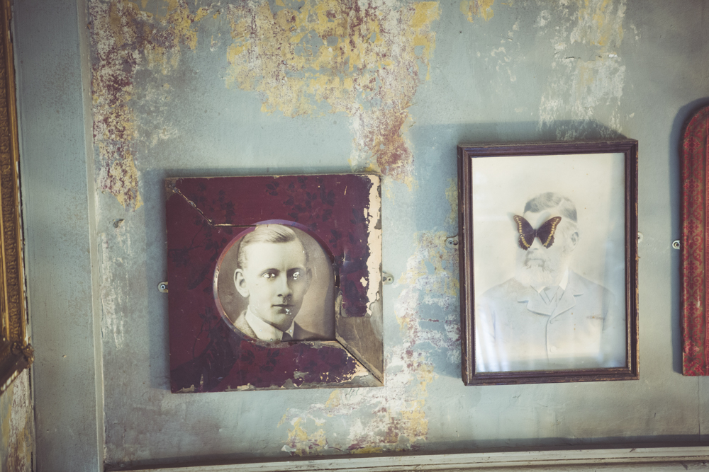 Decor at The Paradise by Way of Kensal Green