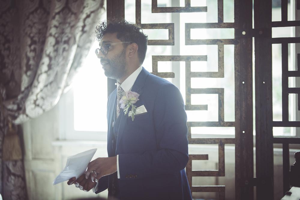 Roshan's wedding speech