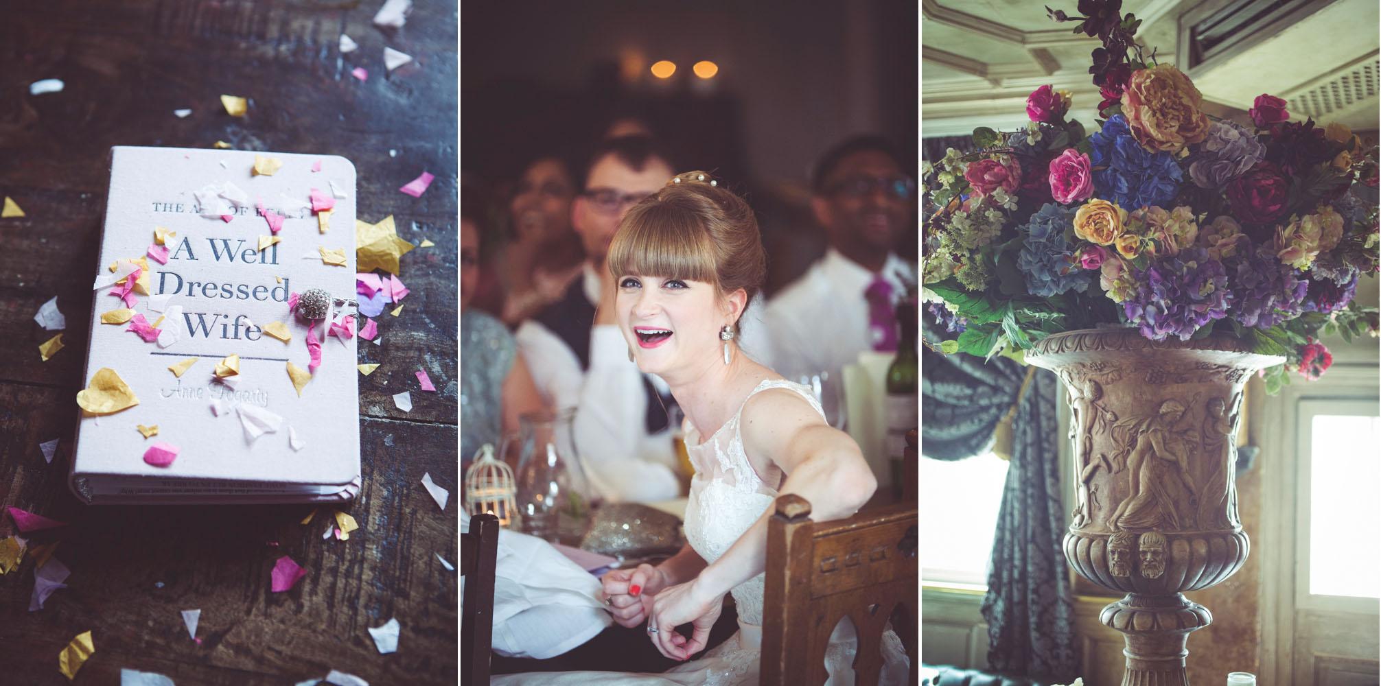 Top table photos