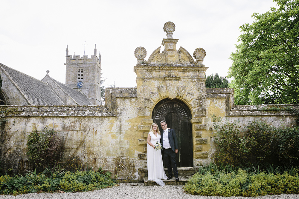 Cotswolds Wedding at Stanway House