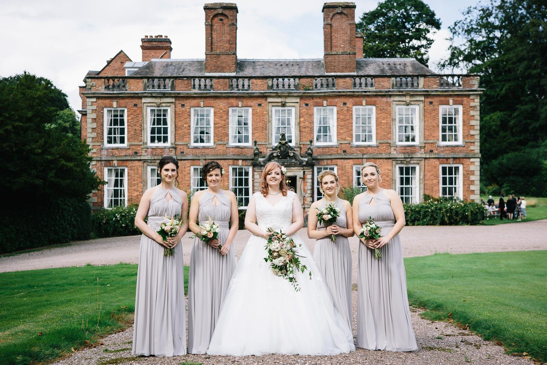 Whitmore Hall Wedding Photographer