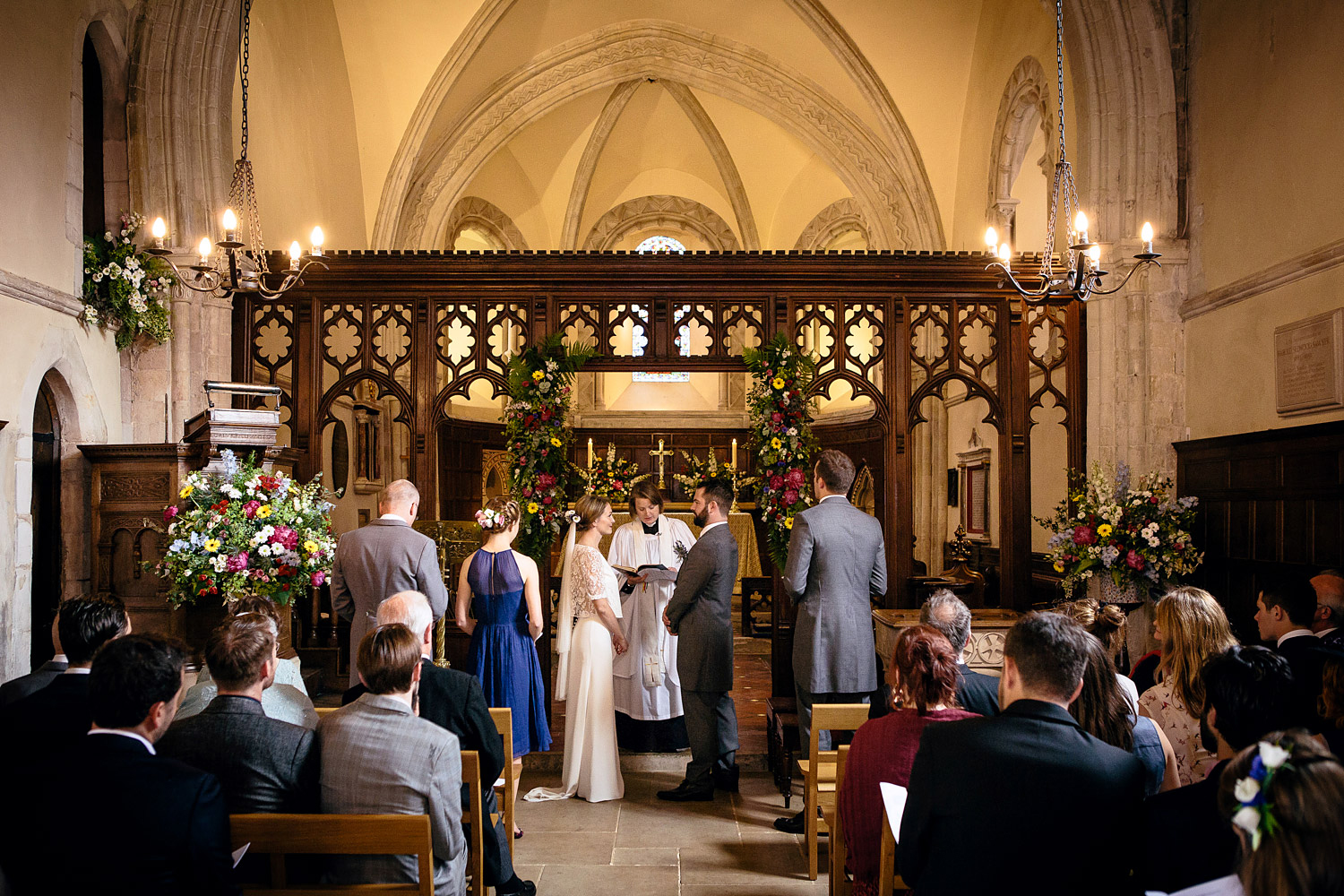 Winchester Wedding Photography