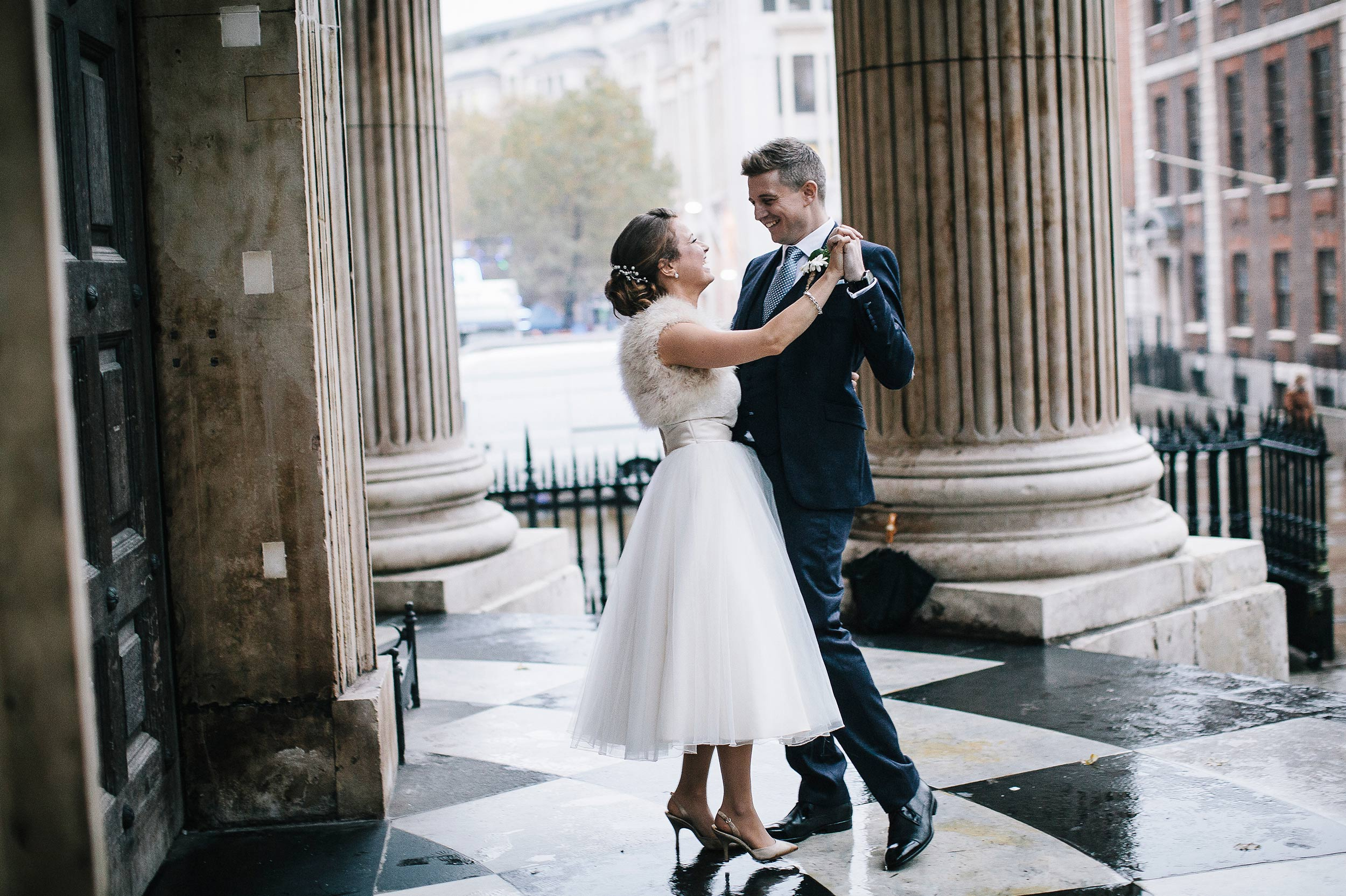 London Wedding -