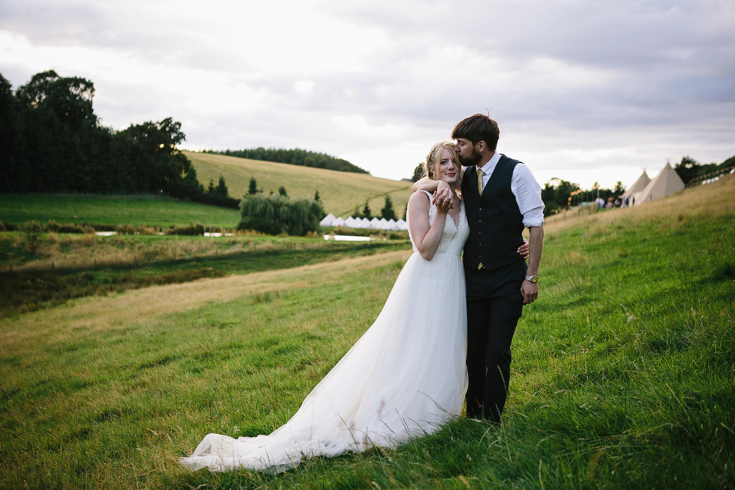 Festival Wedding -