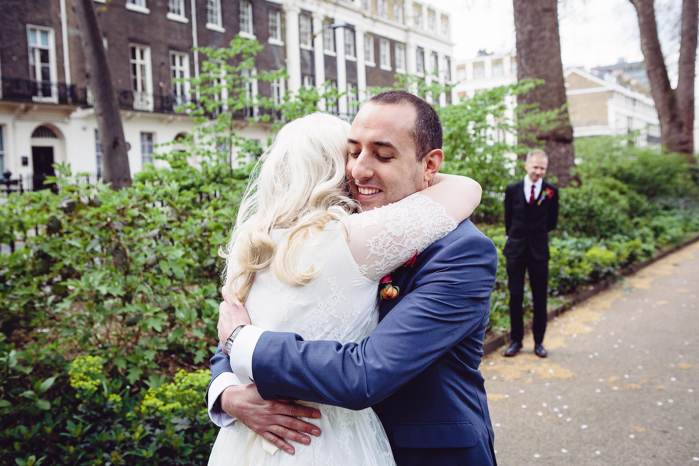 Wedding Photography at Camden Town Hall