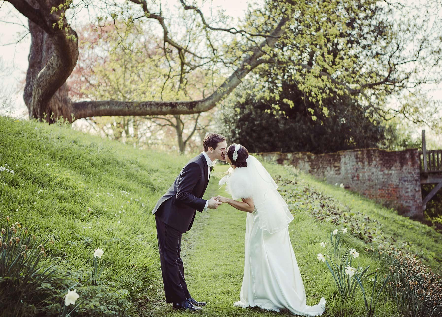 Adam and Rebbecca's wedding at Eltham Palace, London