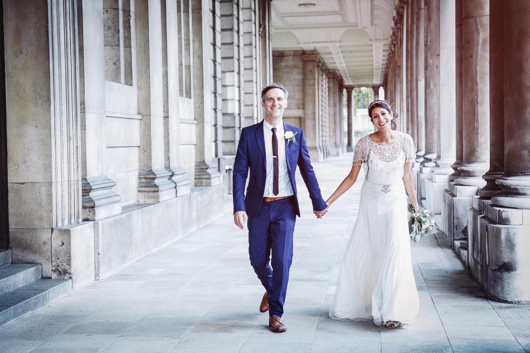 Wedding Photography at The Trafalgar Tavern