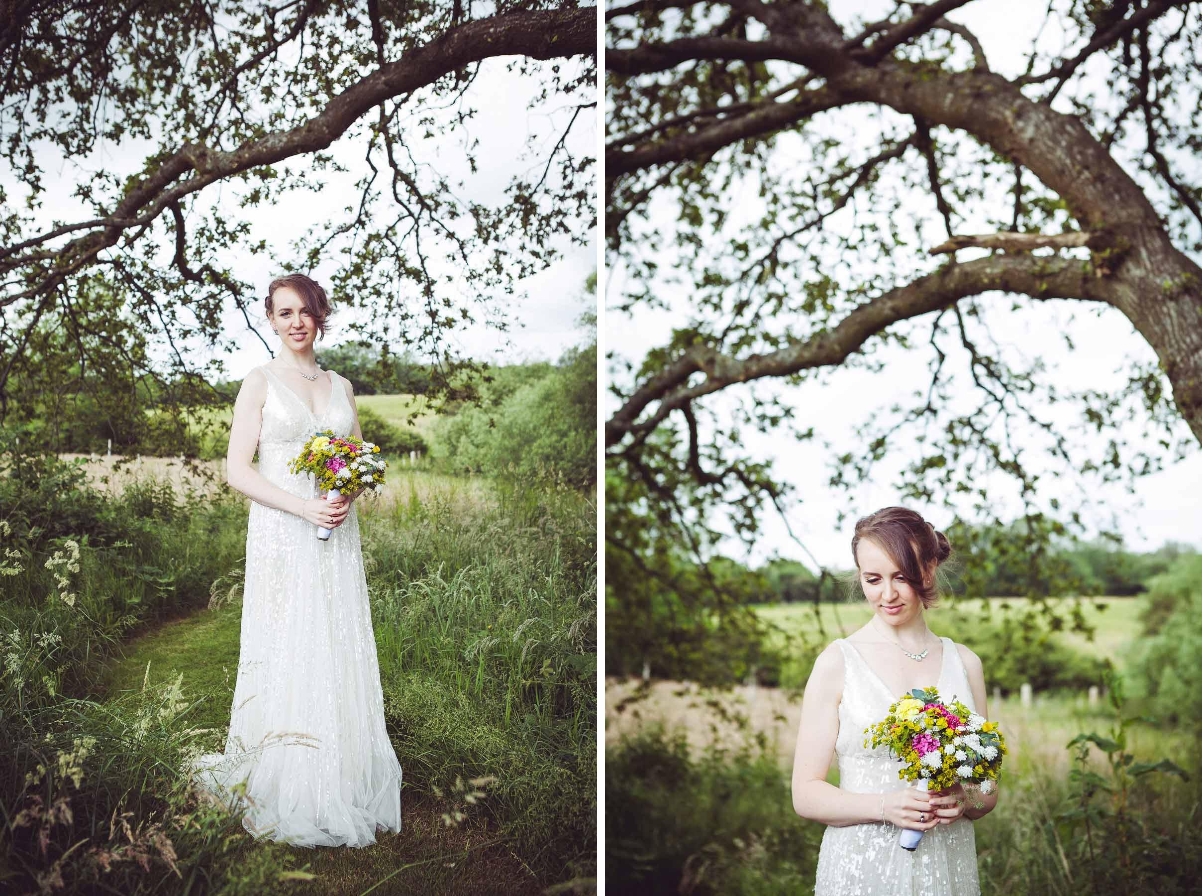 Sussex Wedding at Hawthbush Farm 15