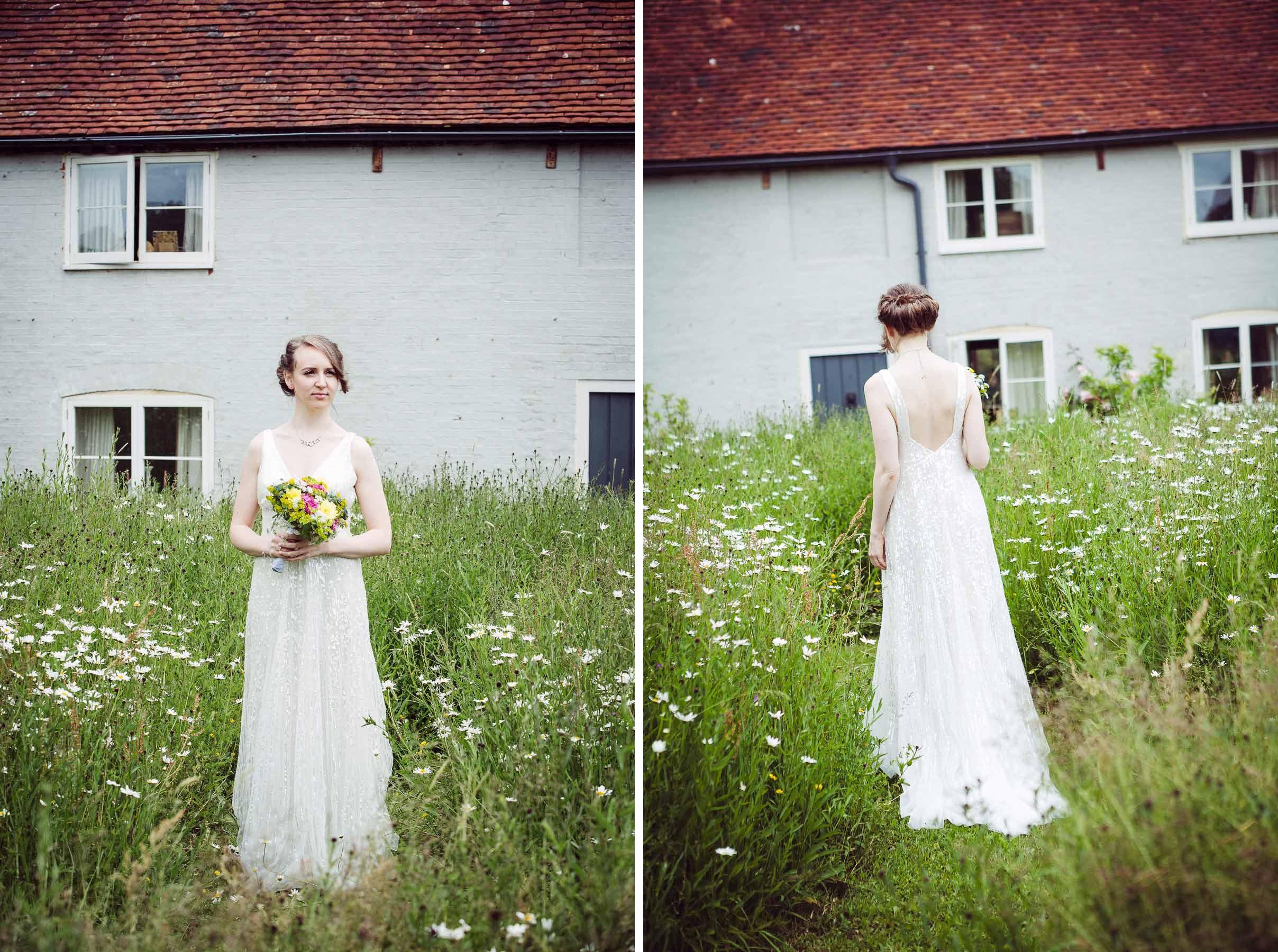 Sussex Wedding at Hawthbush Farm 16