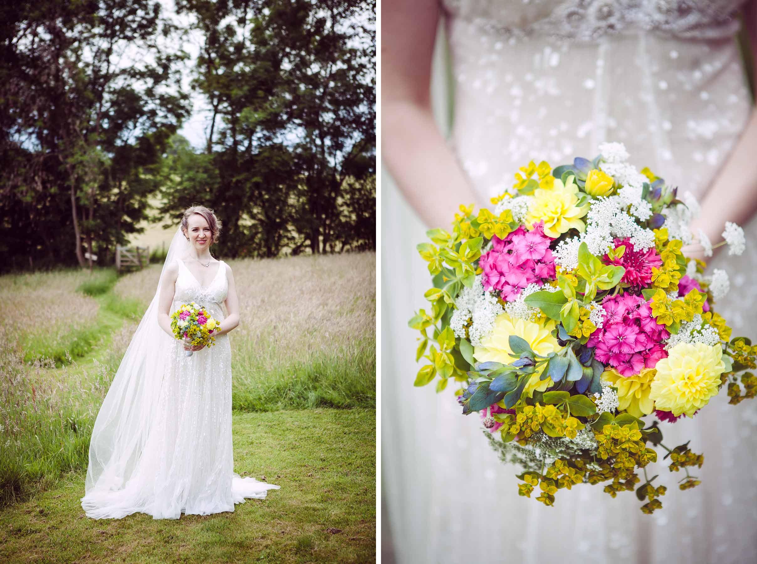 Sussex Wedding at Hawthbush Farm 37