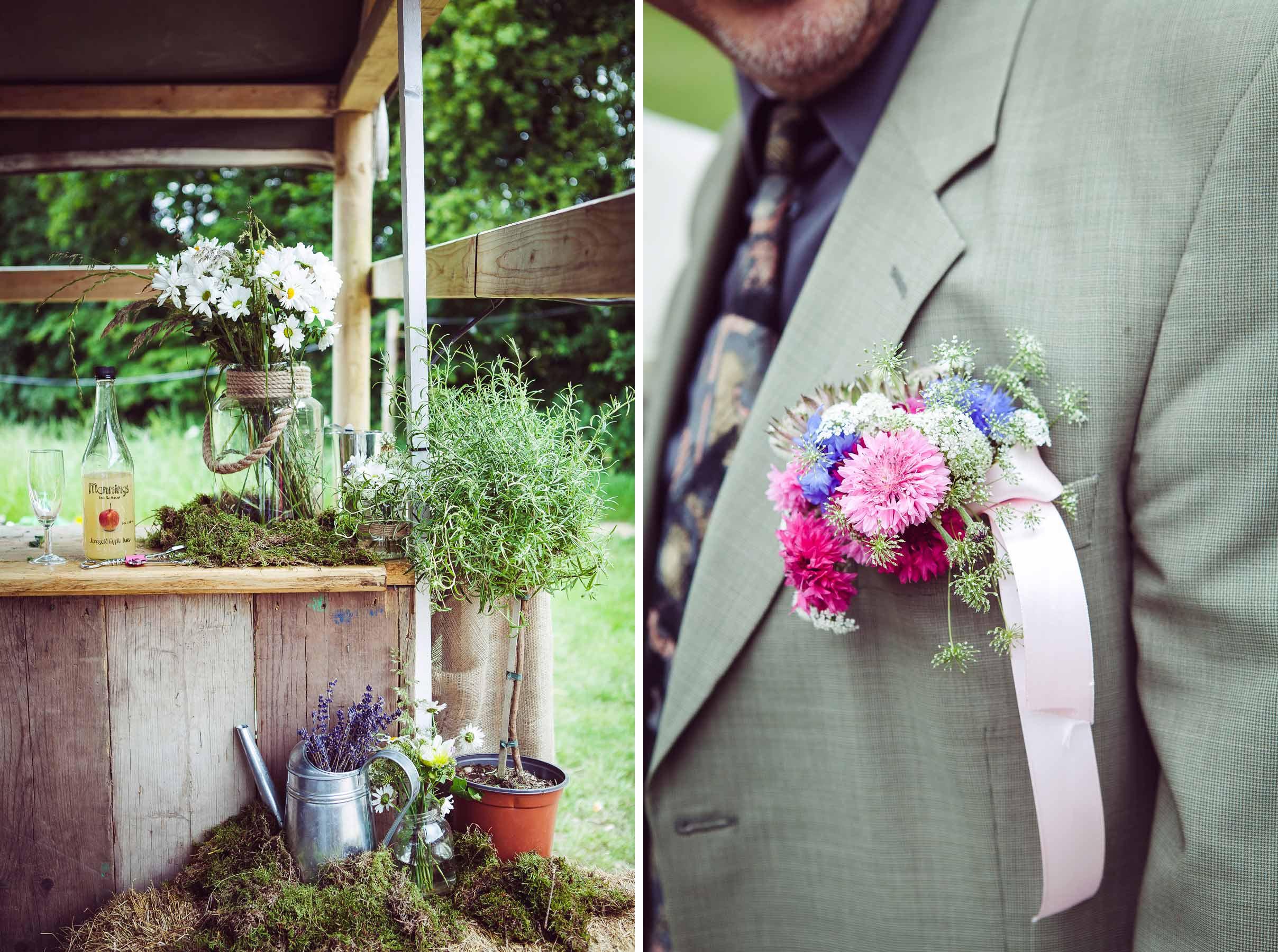 Sussex Wedding at Hawthbush Farm 43