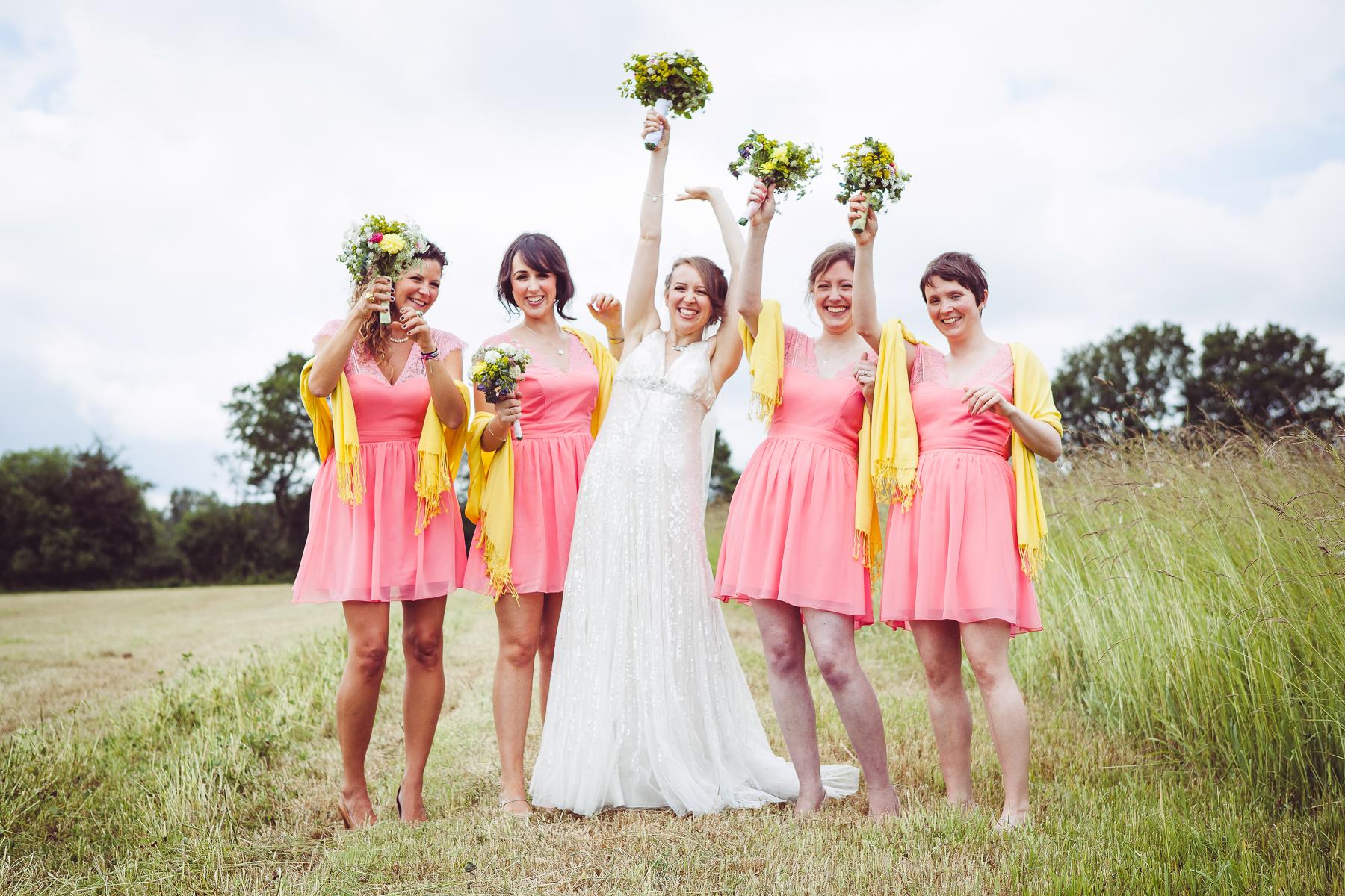 Sussex Wedding at Hawthbush Farm 13