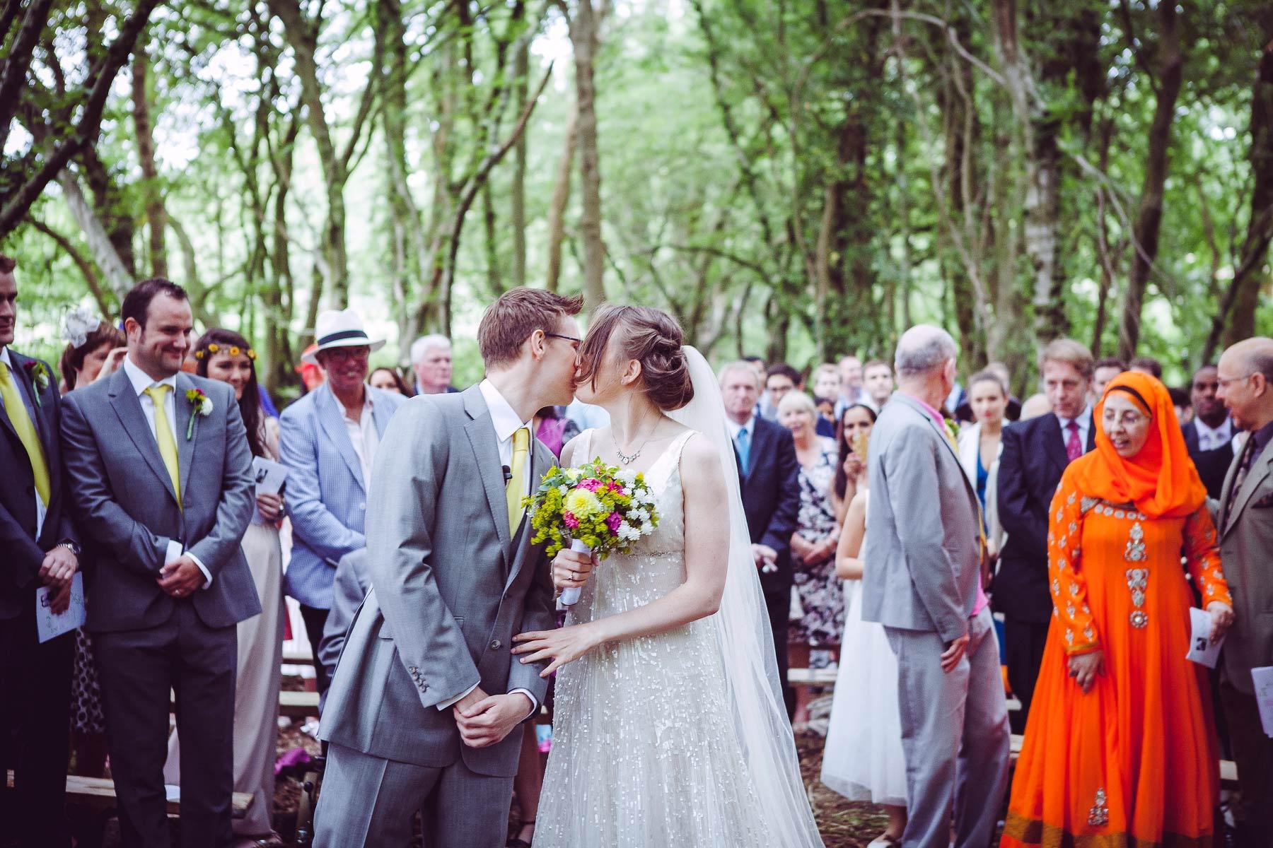 Sussex Wedding at Hawthbush Farm 21