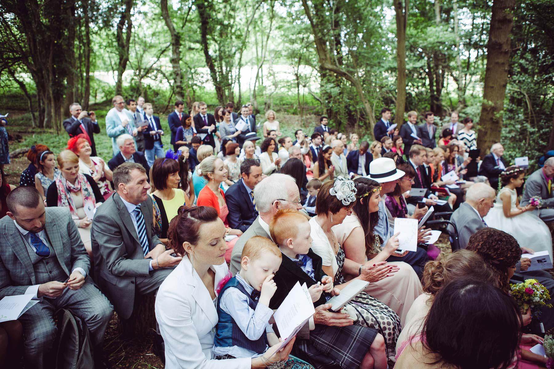 Sussex Wedding at Hawthbush Farm 28