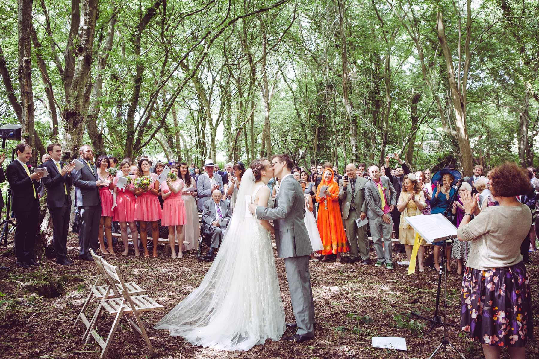 Sussex Wedding at Hawthbush Farm 32