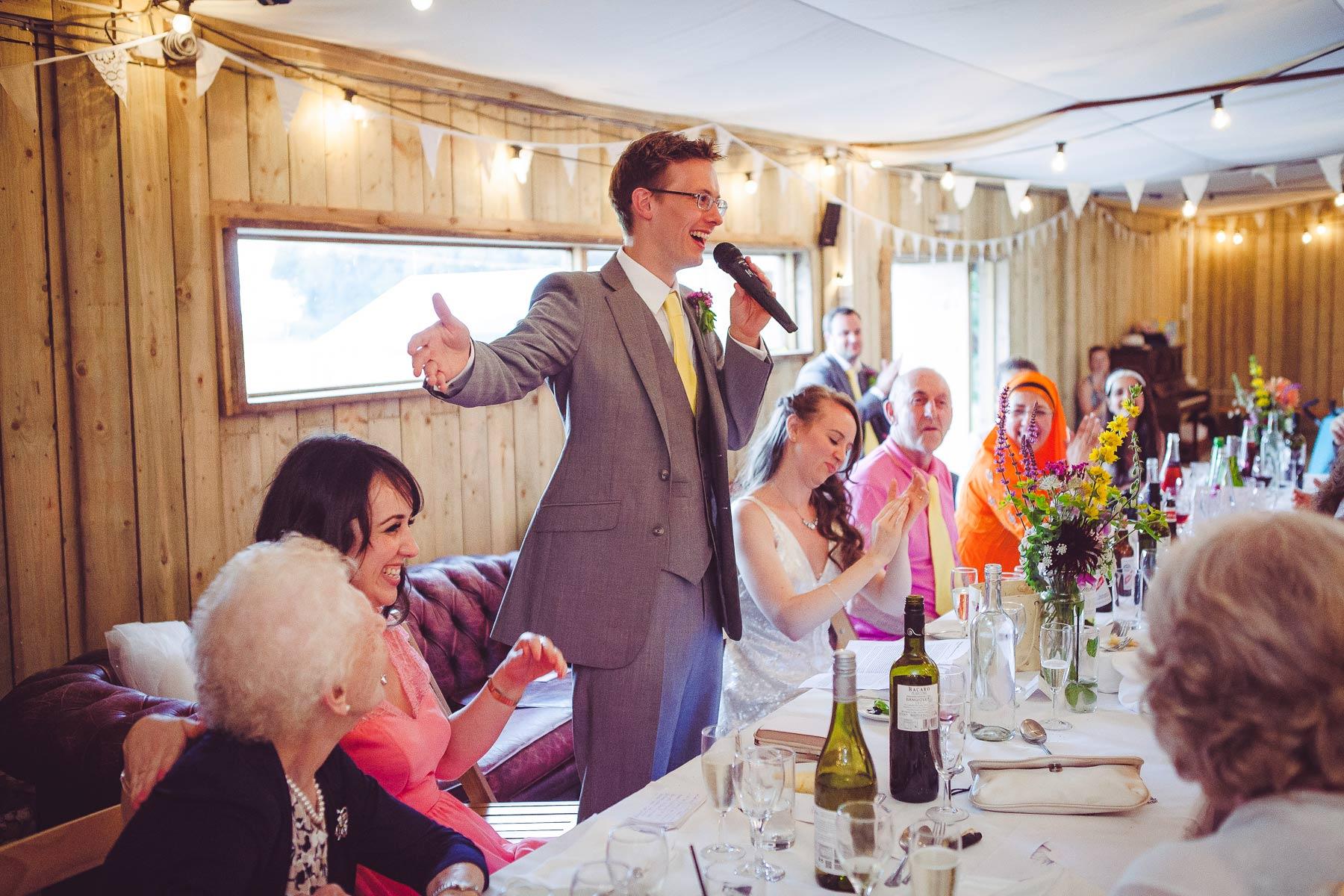 Sussex Wedding at Hawthbush Farm 77