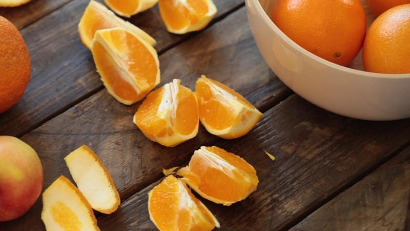 + 2 Orangen