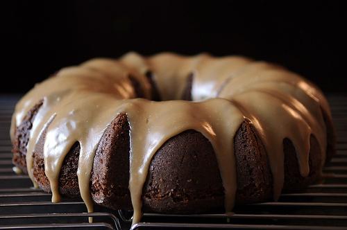 Applesauce-Cake via Food 52