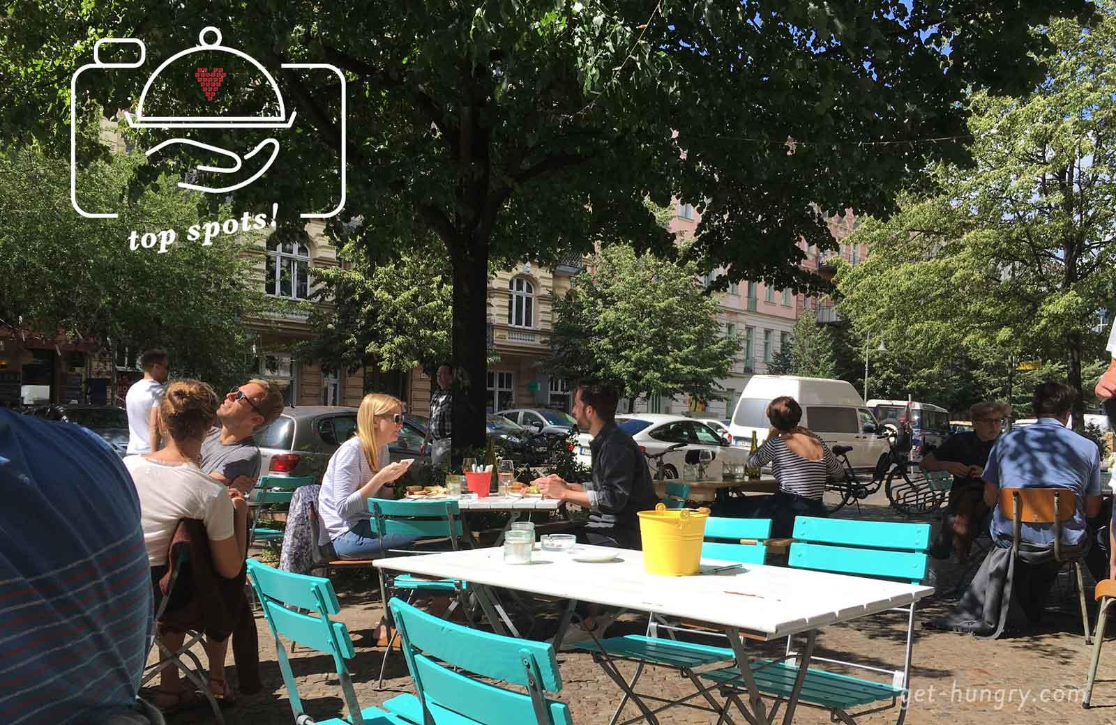 Allans Breakfast Club - Prenzlauerberg Berlin