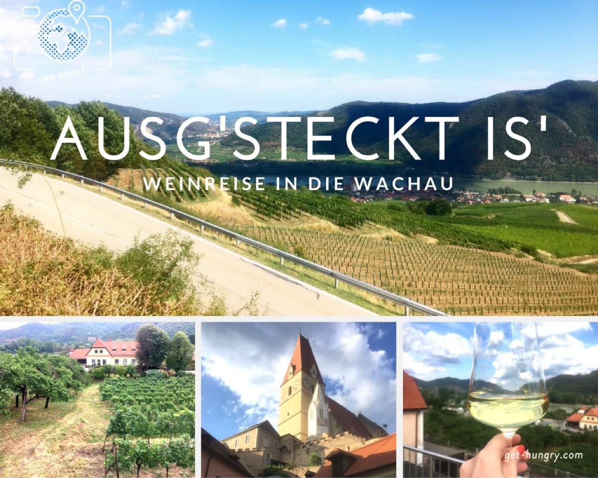 Weinreise Wachau - get hungry! on tour