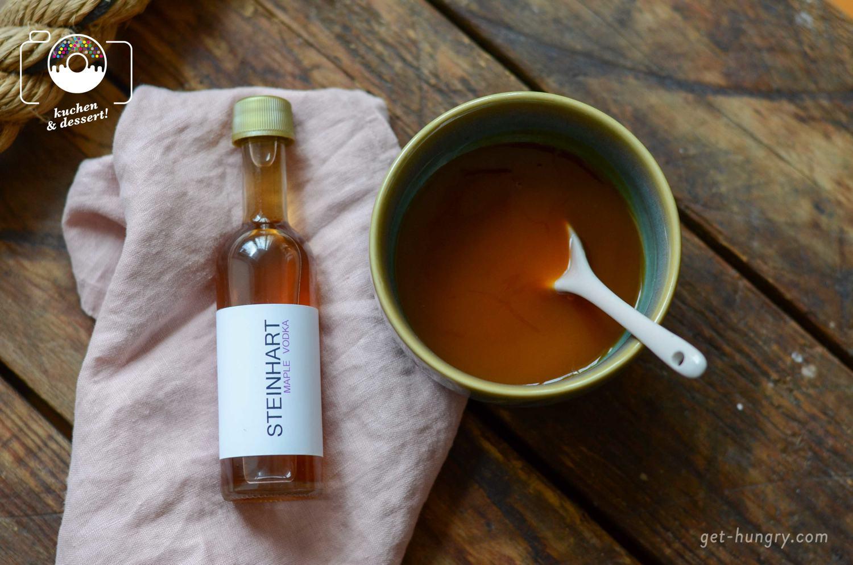 """Weltweit einziger und auch geschmacklich einzigartiger """"Maple Vodka"""" aus der Distillery Steinhart / Nova Scotia / Kanada. Kein Likör, sondern süßer Vodka.  http://steinhartdistillery.com/"""