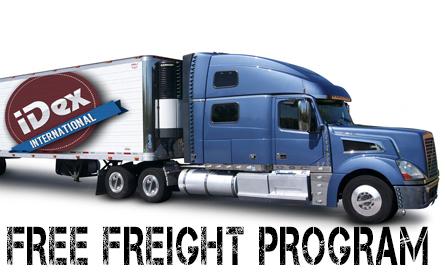 Free Freight Programs