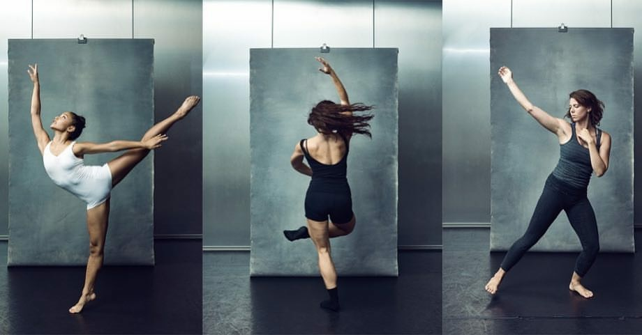 Selina Hack, Giulia D'Antoni, Emma Fitzsimmons - Photo by Felix Kunze