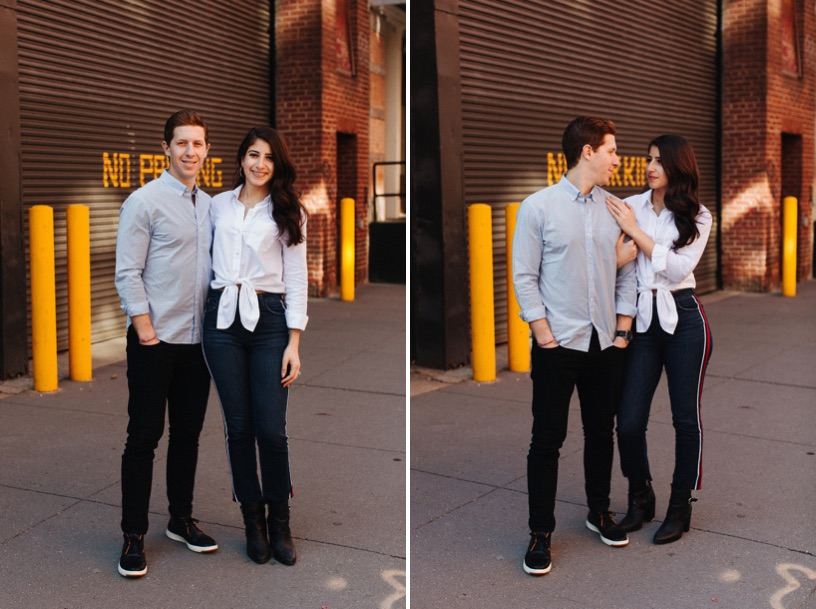 new york city engagement photography