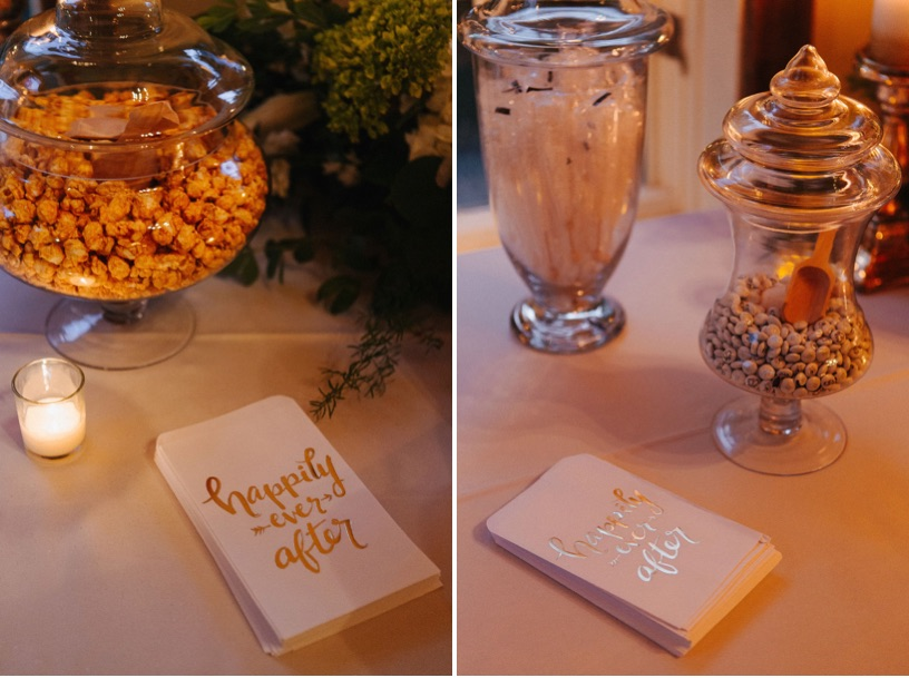 HollyHedge Estate summer wedding