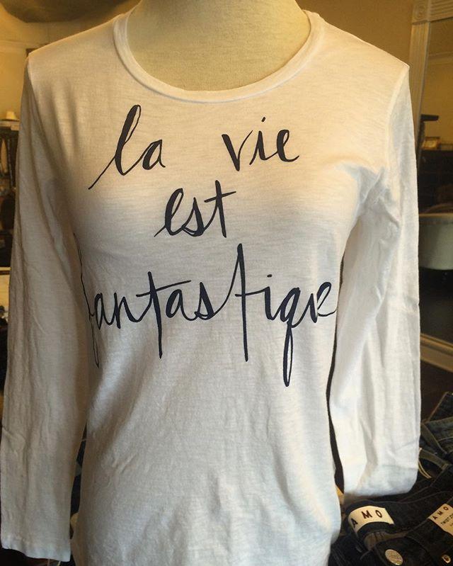 Sometimes this is a #truestatement #whitetshirt #sundry #dado #dadoboutique