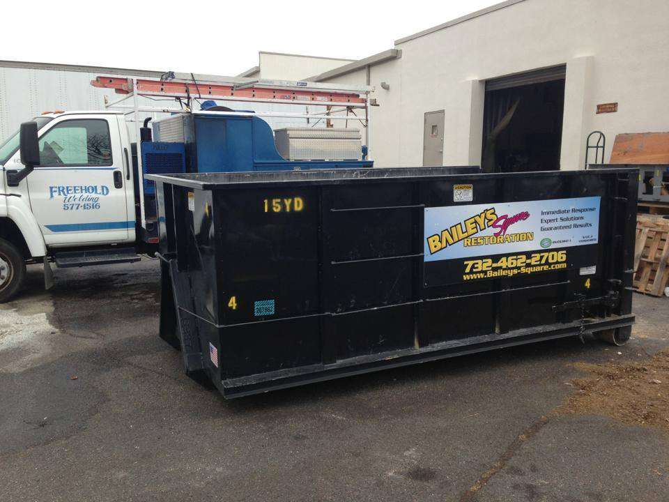 New Service - Trash Removal