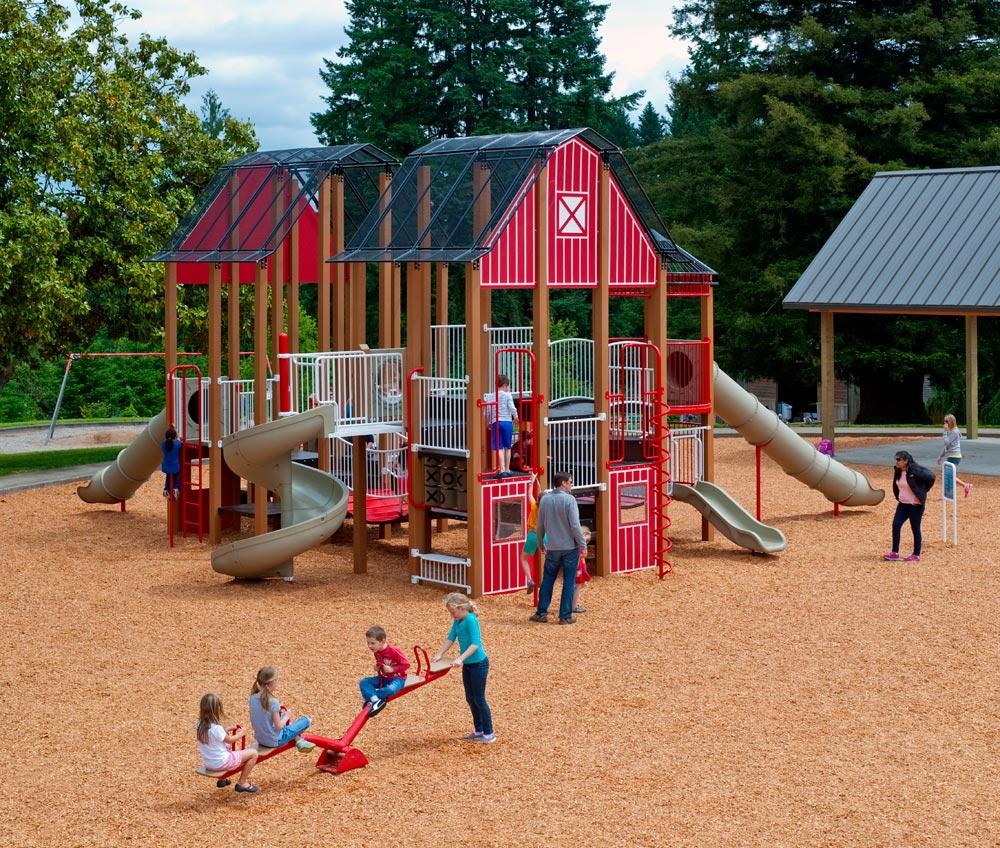 Playground Installation & Equipment